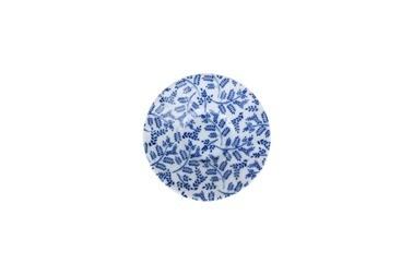 Porland Blue Desen6 Ergo Çay Tabağı 11Cm Renkli